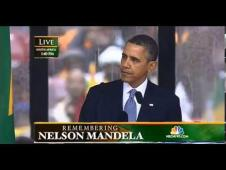 Barack Obama's complete speech at Nelson Mandela memorial
