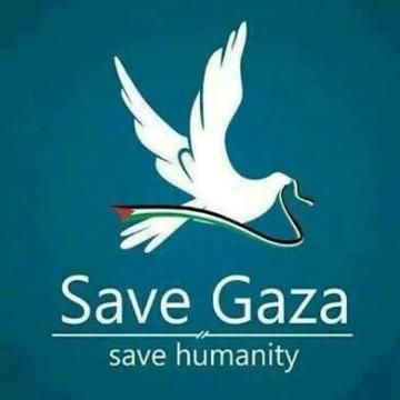 Save peoples in GAZA